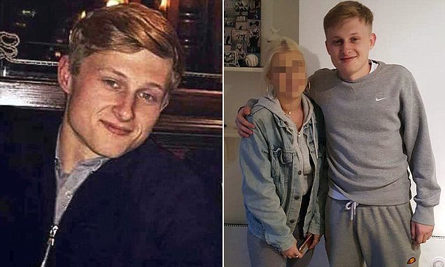 Man, 21, hanged himself after being banned from seeing his son