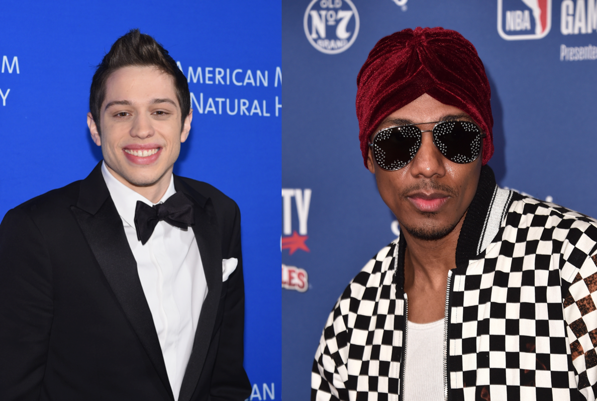 Pete Davidson Called Nick Cannon For Advice Before Proposing & You're Gonna LOVE What He Said