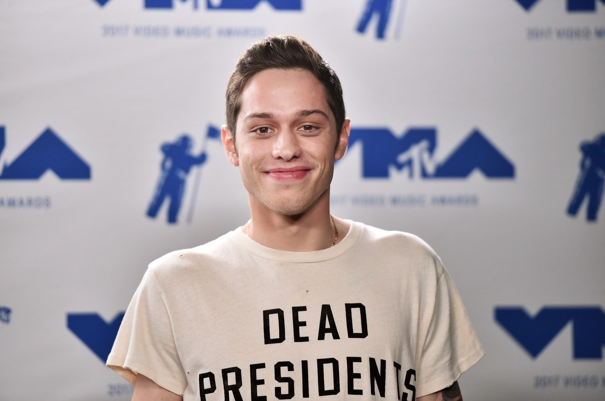 Pete Davidson's Tattoo Artist Has Some Thoughts On The Ariana Grande Ink