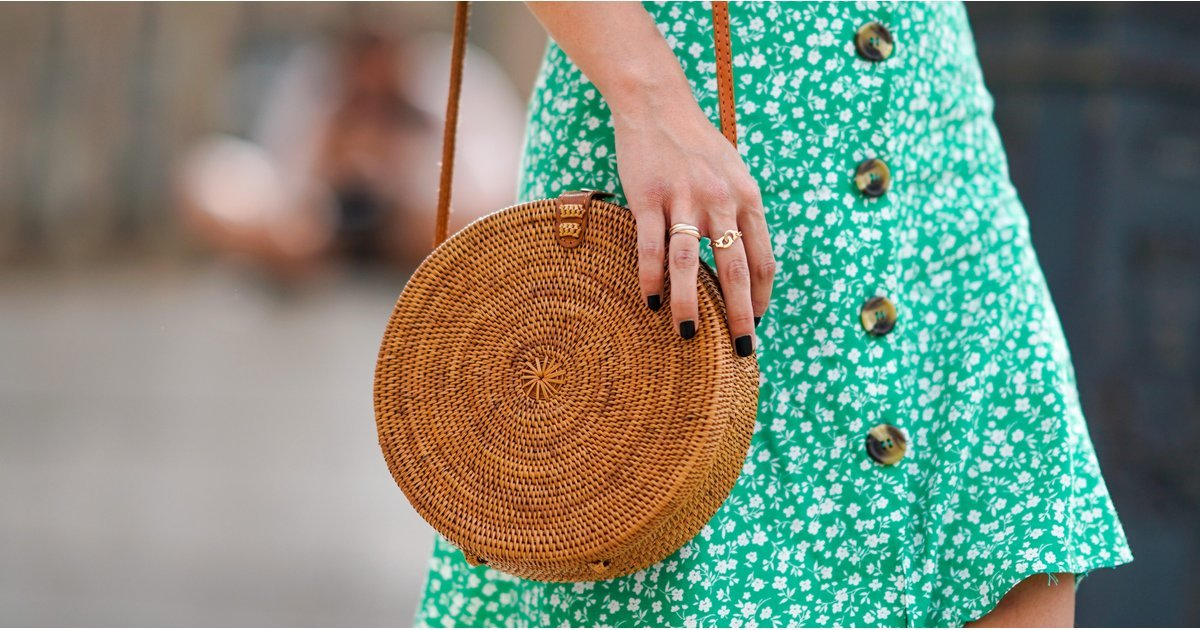7 Insanely Cute Straw Bags That Have Us Ready For Vacation — All Under $30