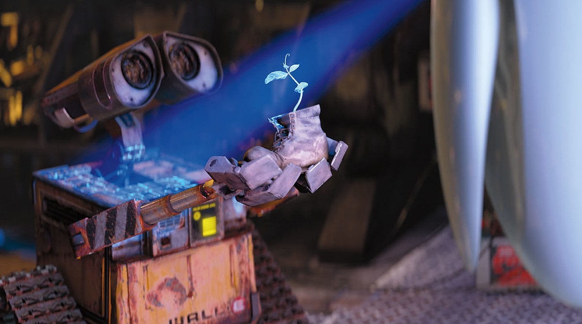 'Wall-E' Is 10 — And The Pixar's Movie's Steps For Saving The Planet Are More Vital Than Ever