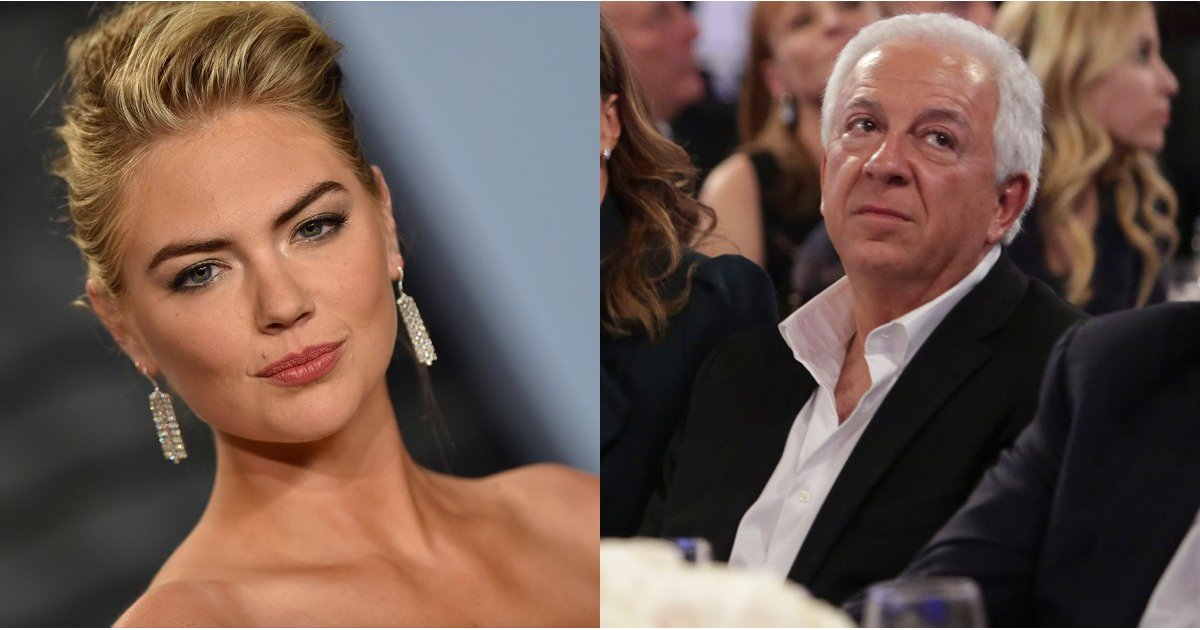 Kate Upton's Sexual Harassment Claims Against Paul Marciano Cause Him to Step Down