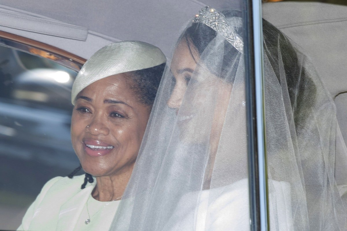 Doria Ragland's Favorite Part Of The Royal Wedding Will Make You Feel So Emotional