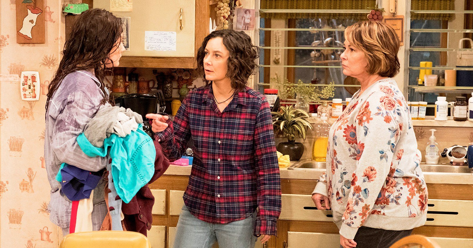 'Roseanne' Could Return With Sara Gilbert's Darlene as Lead: Reports