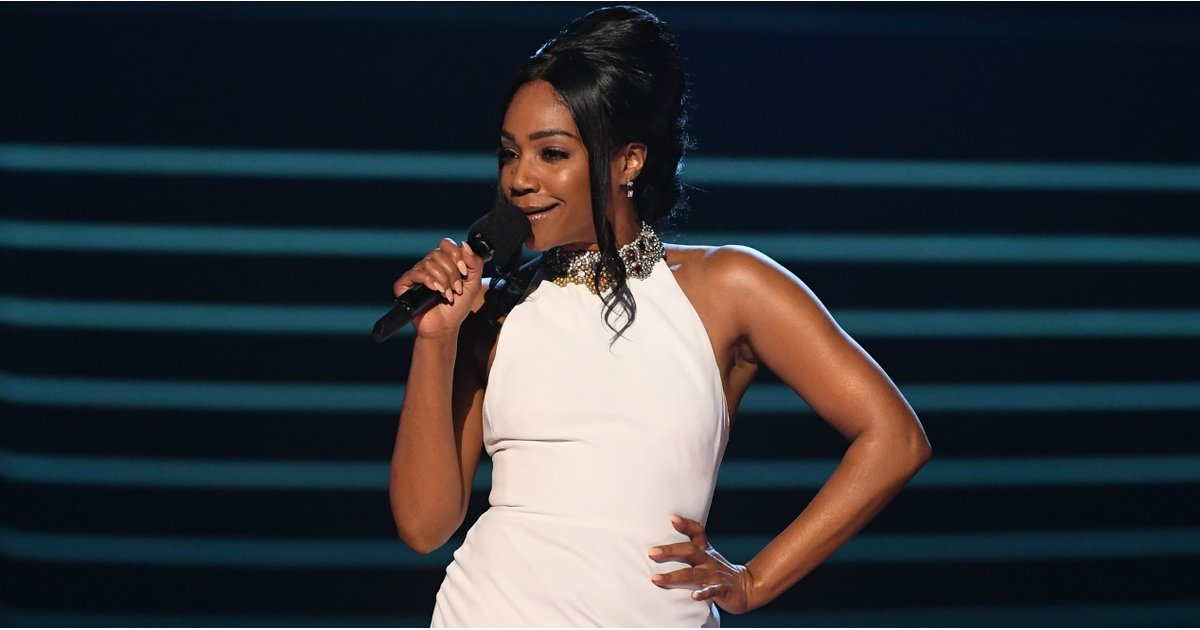 Why, Yes, Tiffany Haddish HAS Rocked This Alexander McQueen Gown 4 Different Times