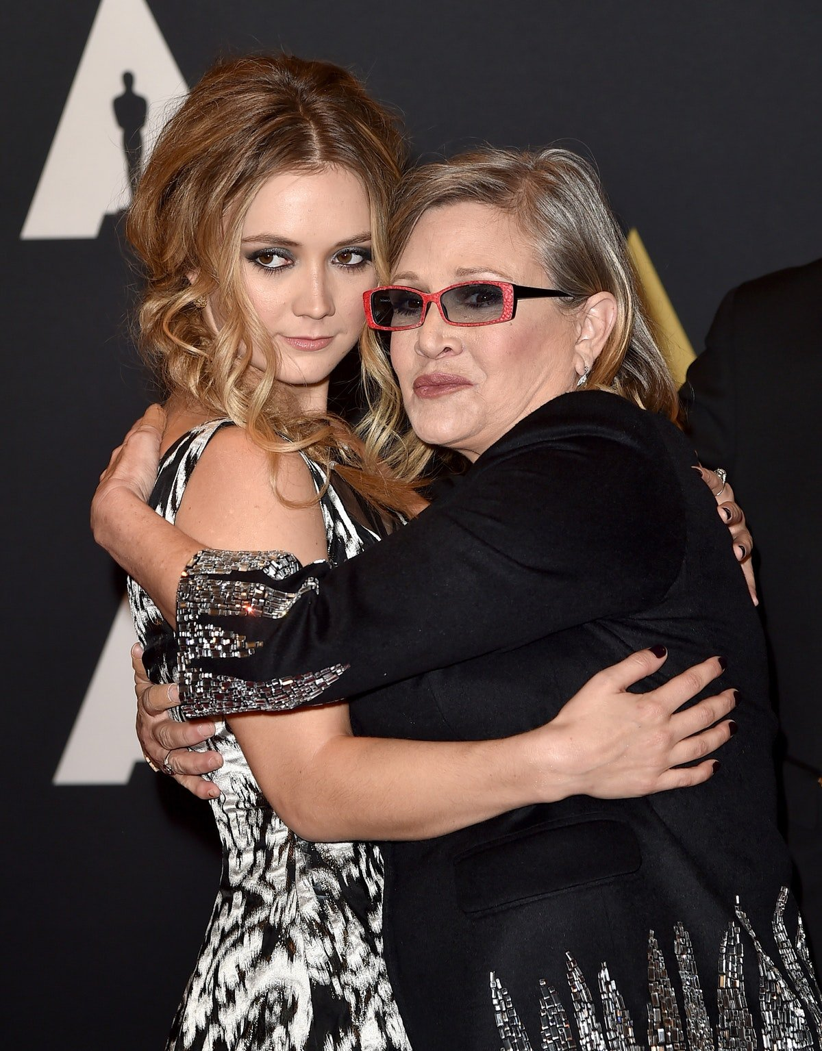 Billie Lourd's Latest Tribute To Carrie Fisher Will Give 'Star Wars' Fans So Many Feels