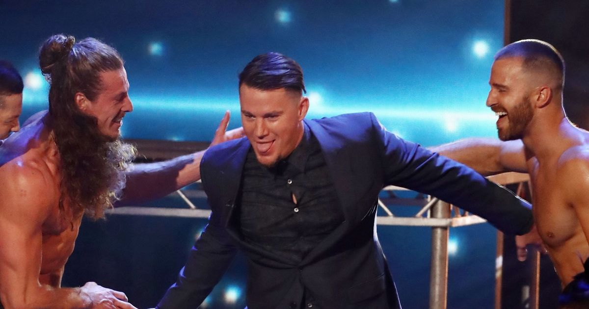 BGT viewers stunned after Channing Tatum's shock cameo appearance at final