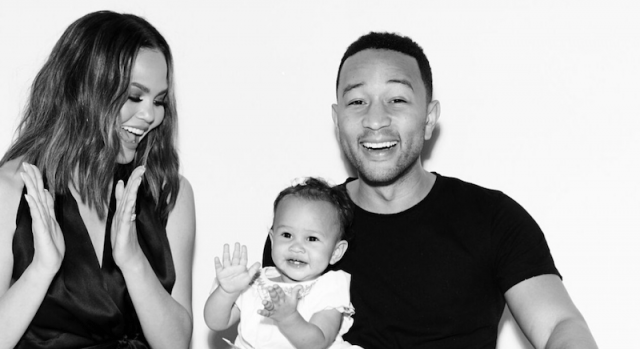 The Meaning Behind Chrissy Teigen and John Legend's New Son's Name Will Move You To Tears