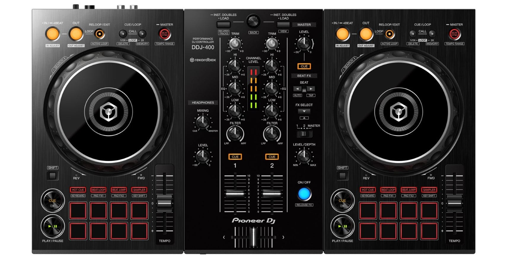 New Pioneer DDJ-400 Will Teach You How To Spin Like A Pro