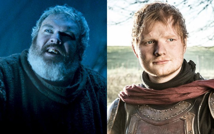 Kristian Nairn Not Impressed With Ed Sheeran's Cameo Appearance on 'Game of Thrones'