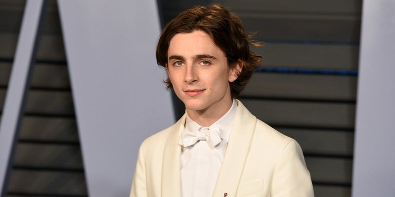 Timothée Chalamet Is On A Mission To Make You Cry