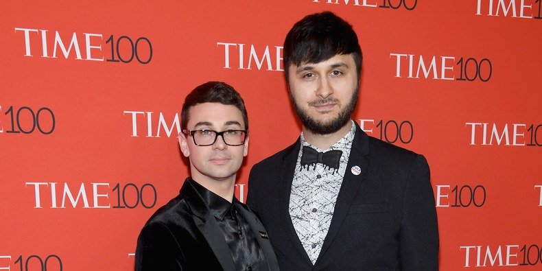 Christian Siriano and Brad Walsh Announce Separation