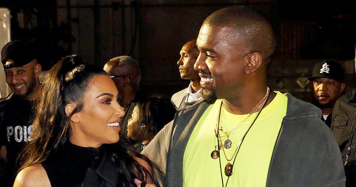 Kanye West Is All Smiles at Nas' Listening Party: Inside Pics