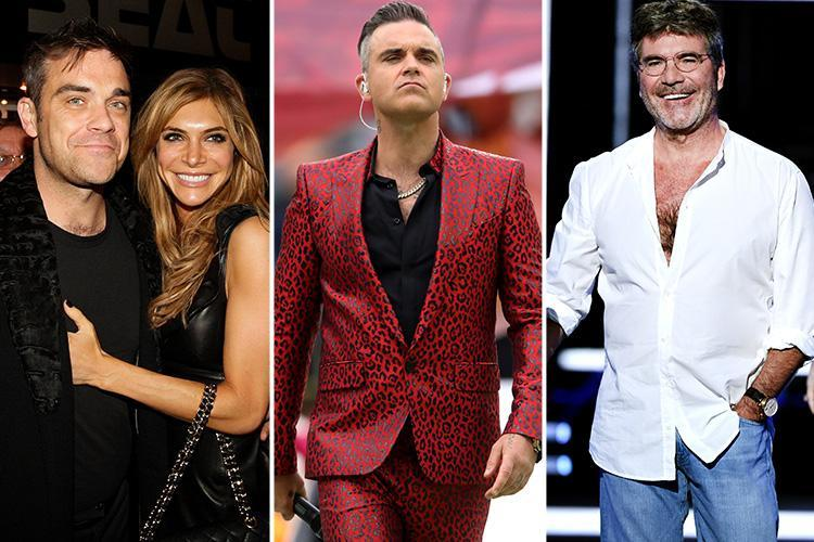 Robbie Williams confirms he has held talks with Simon Cowell over X-Factor gig and says he would 'love' to be a judge