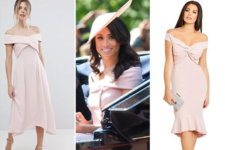 Get Meghan Markle's Trooping the Colour dress for less… and they're both on sale