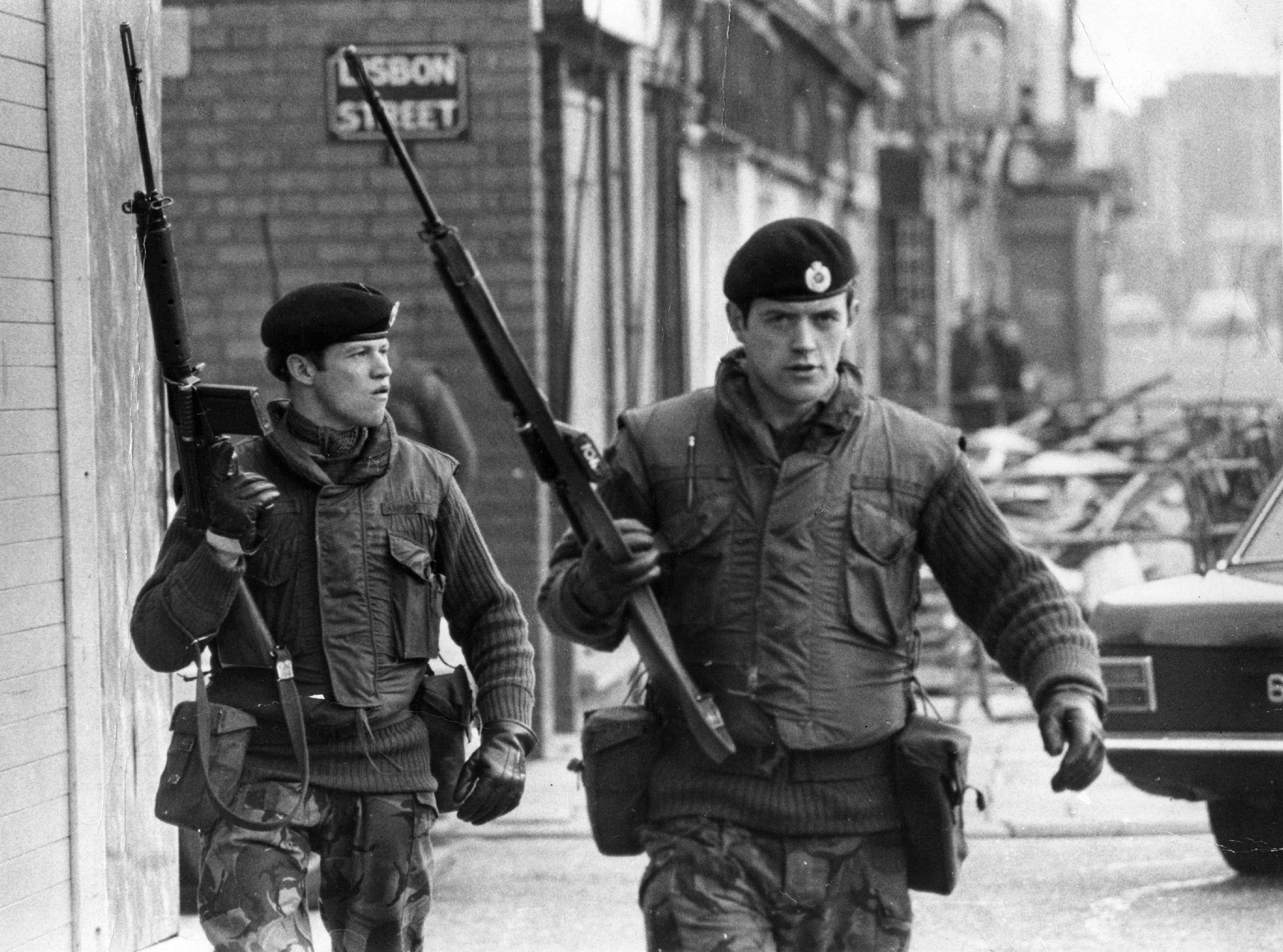 Soldier turned MP starts petition urging time limit on prosecutions for Troubles veterans