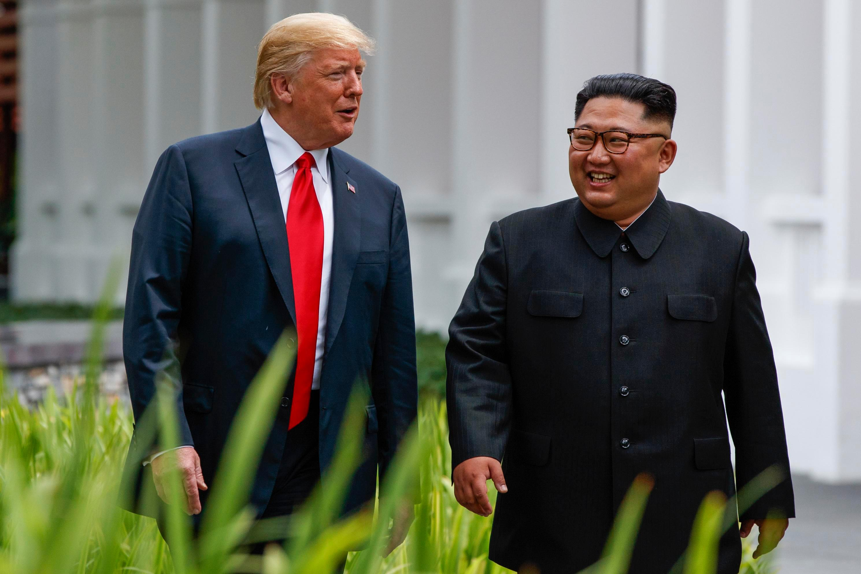 Kim Jong-un officially accepts Donald Trump's invitation to the White House