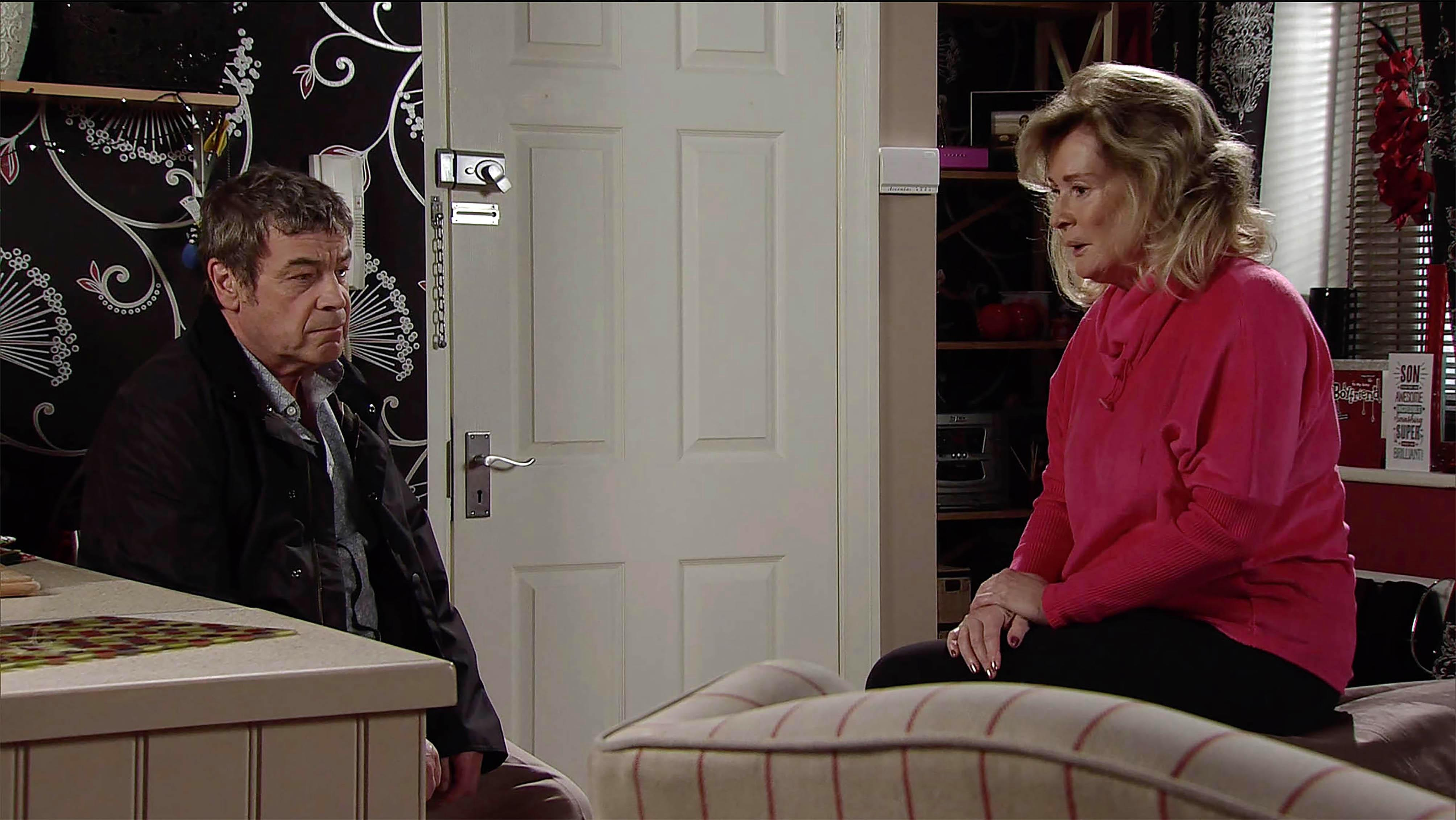 Coronation Street spoilers: Liz McDonald fired from the medical centre after helping Johnny Connor's custody scheme against Eva Price