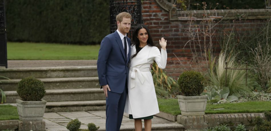 No, The Queen Didn't Give Prince Harry And Meghan Markle A Haunted House As A Wedding Gift