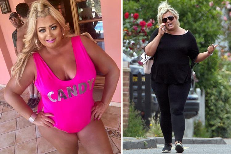 Gemma Collins reveals female stalker made her life a misery and she's receiving death threats
