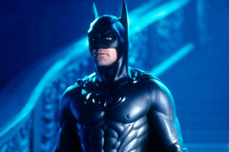 George Clooney on 'Batman and Robin' Flop: It Made the Man I Am