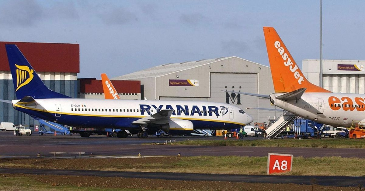Ryanair and easyJet passengers hit out after hundreds of cancellations