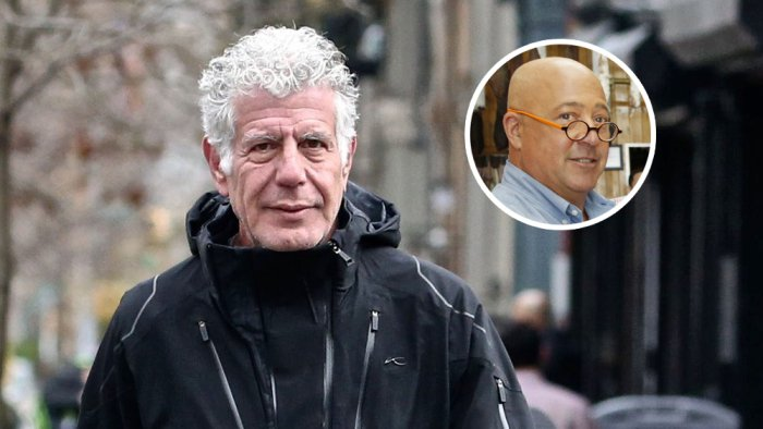Andrew Zimmern on Anthony Bourdain: 'The Most Charismatic Man I Knew'