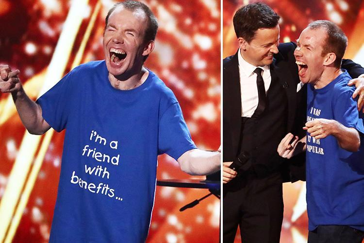 Britain's Got Talent 2018: Lost Voice Guy Lee Ridley is crowned the winner after a spectacular grand final