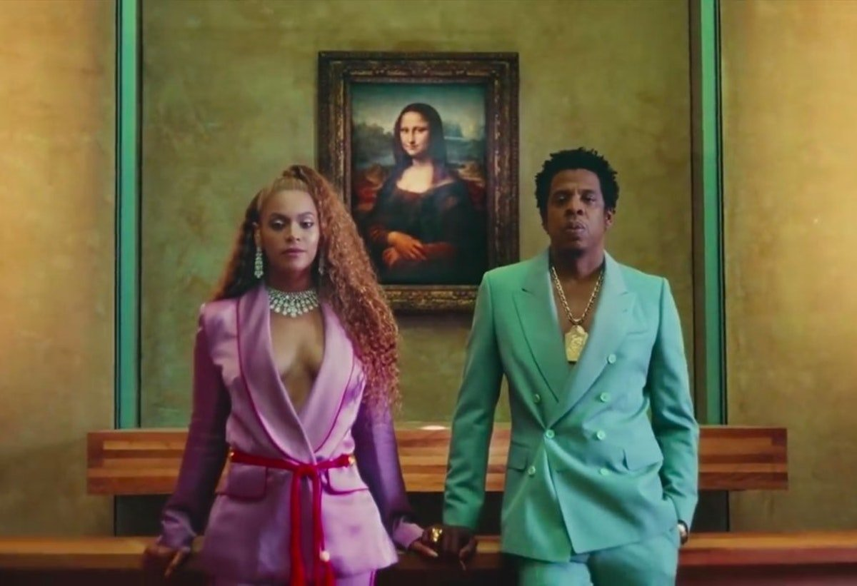 "Beyoncé & JAY-Z's ""Apesh*t"" Video Redefined Black Art In A Historically White Space"