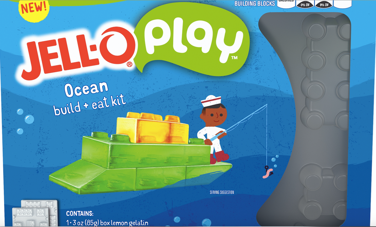 Jell-O Launched Toy-Shaped Molds That Will Put Your Boring Jell-O Shots To Shame