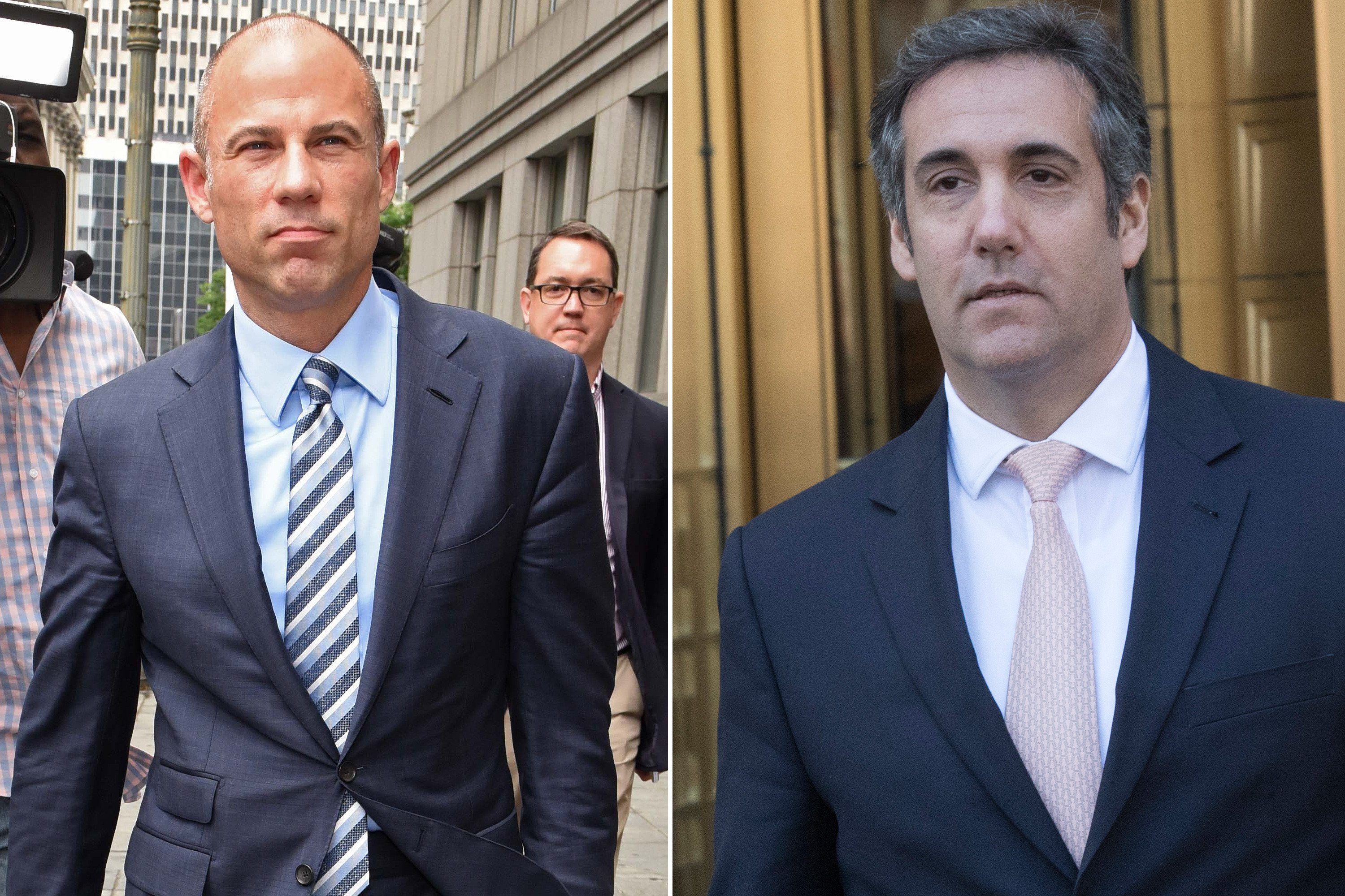 Michael Cohen wants judge to place gag order on Stormy Daniels' lawyer