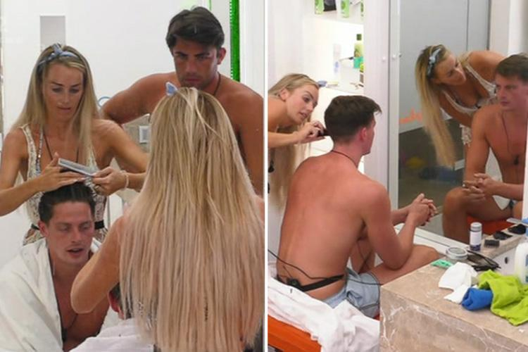 Love Island's Dr Alex George gets a sexy makeover and pep talk from Jack Fincham after he's snubbed AGAIN