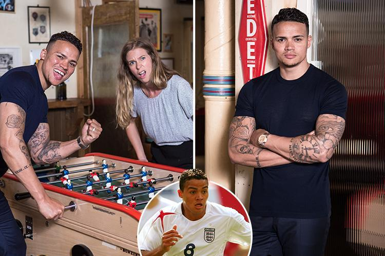 Jermaine Jenas chats career highs, missing the pitch and the possibility of a woman managing England