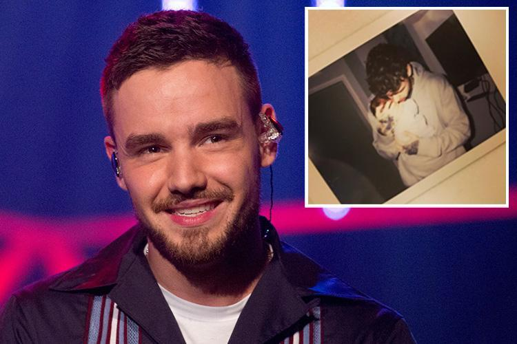 Liam Payne reveals all on Bear's first birthday party and why he's singing in Spanish