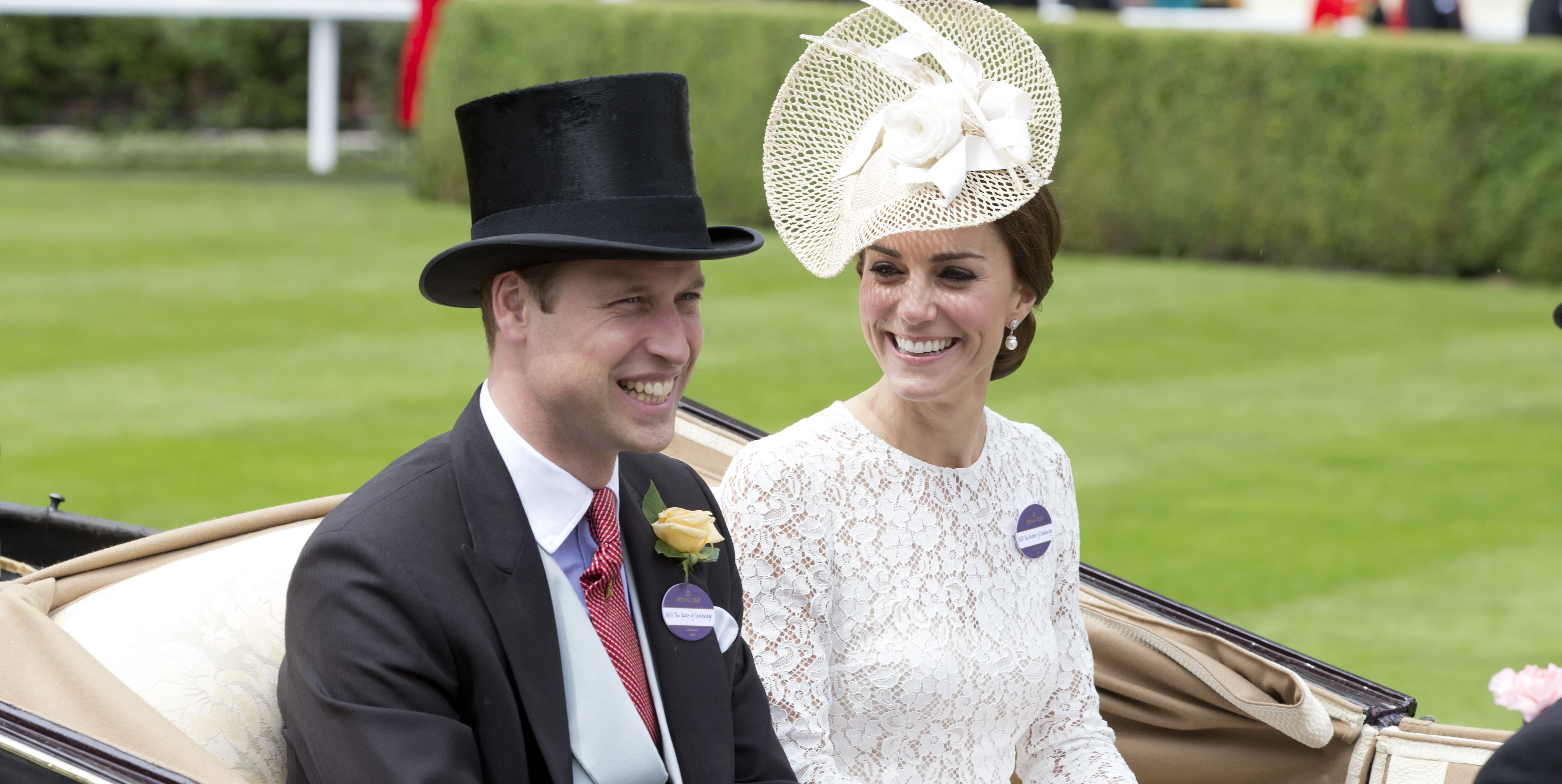 Here's Why Prince William and Kate Middleton Skipped the Royal Ascot Today