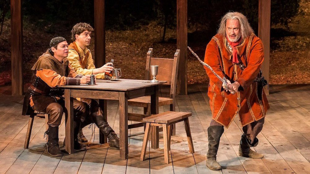 L.A. Theater Review: Tom Hanks in 'Henry IV'