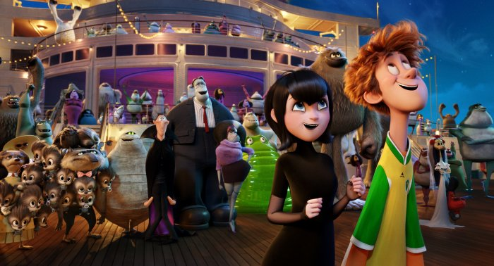 'Hotel Transylvania 3: Summer Vacation' on Track for $40 Million-Plus Opening