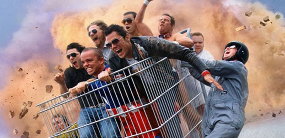 Johnny Knoxville Says That It Is 'Possible' For There To Be A Fourth 'Jackass' Movie