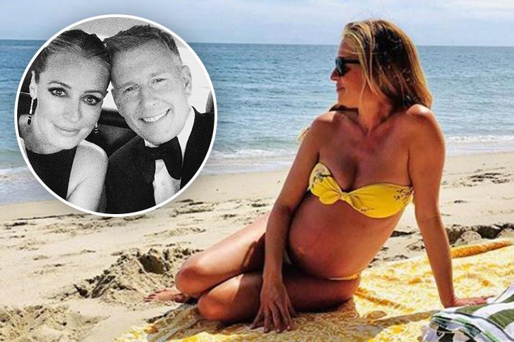 Cat Deeley gives birth to her second son with husband Patrick Kielty