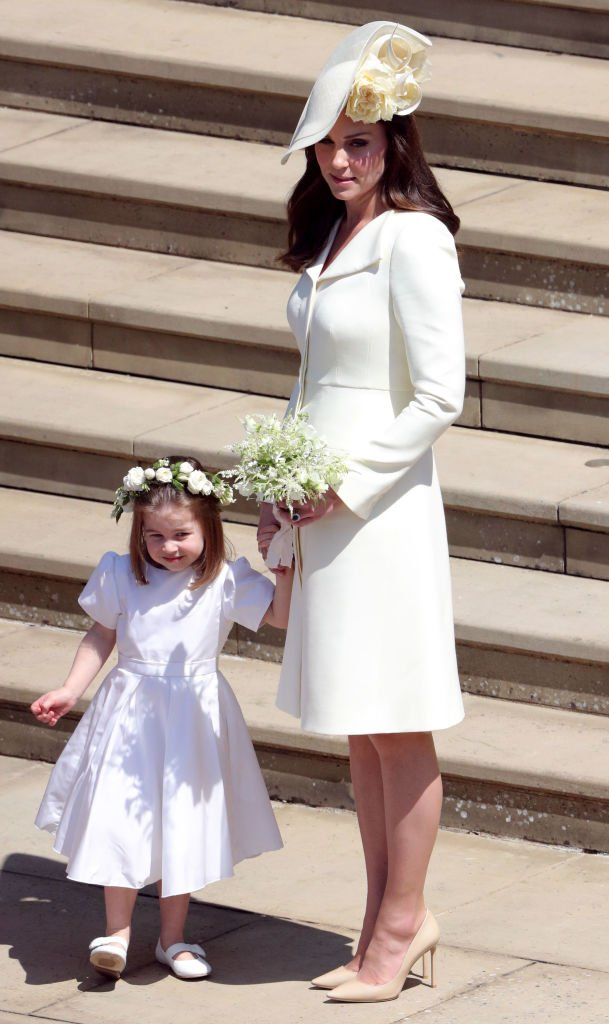 The 1 Thing You Probably Didn't Notice About Kate Middleton's Royal Wedding Outfit