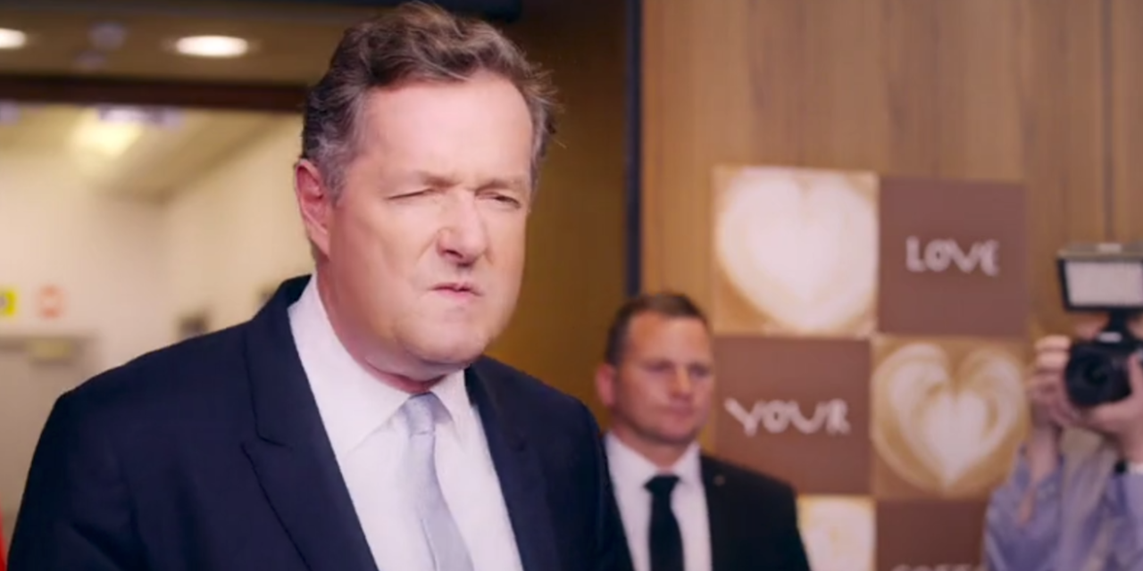 Piers Morgan's worst fear comes true as son Spencer teases he's entering Love Island