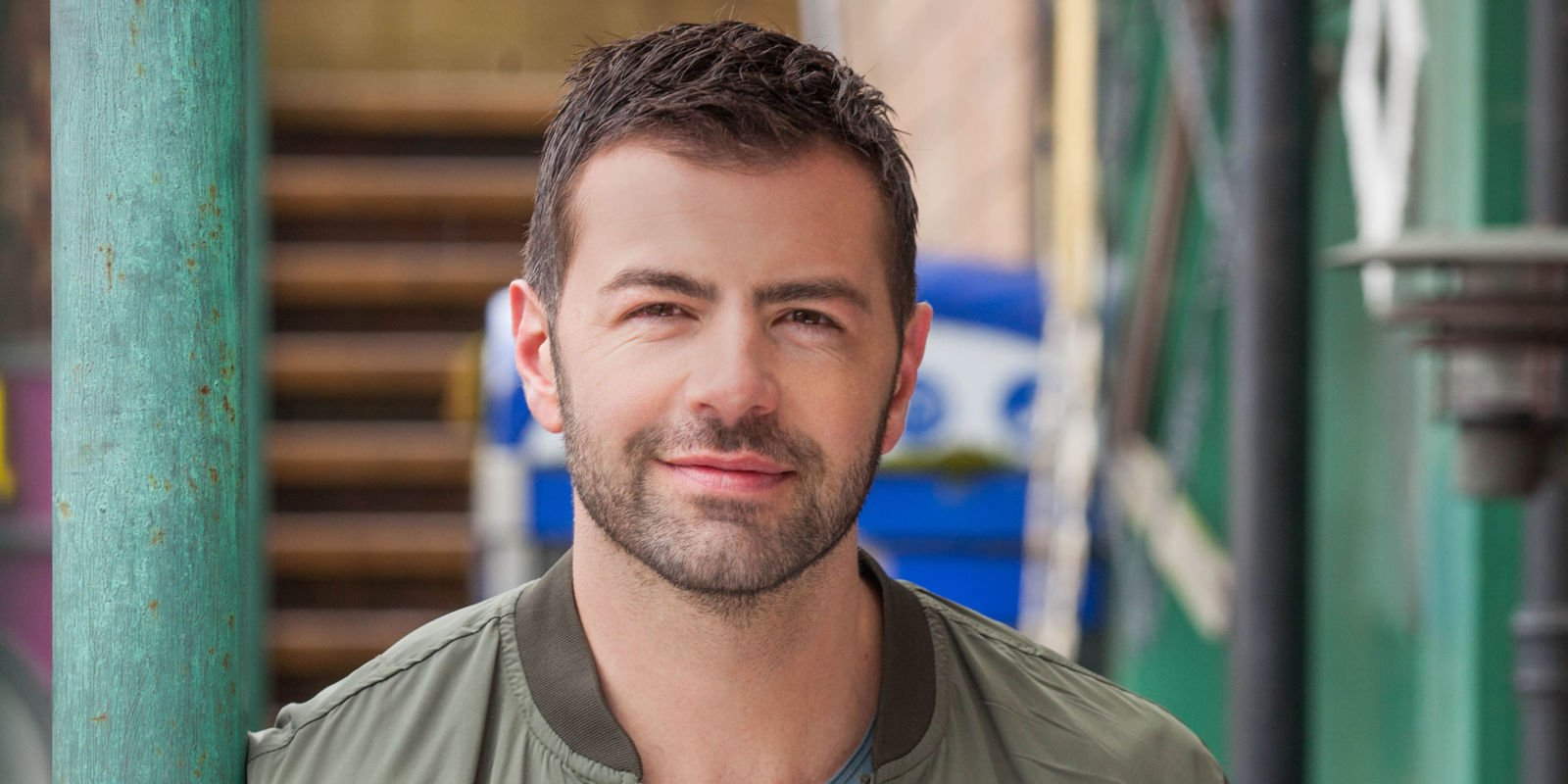 Hollyoaks newcomer David Tag reveals all on Sylver McQueen's arrival