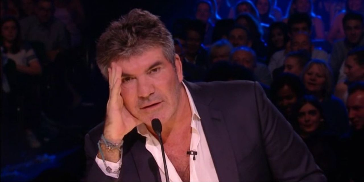Britain's Got Talent's Simon Cowell wants to know why Stephen Mulhern didn't stop Big Narstie-Robert White row
