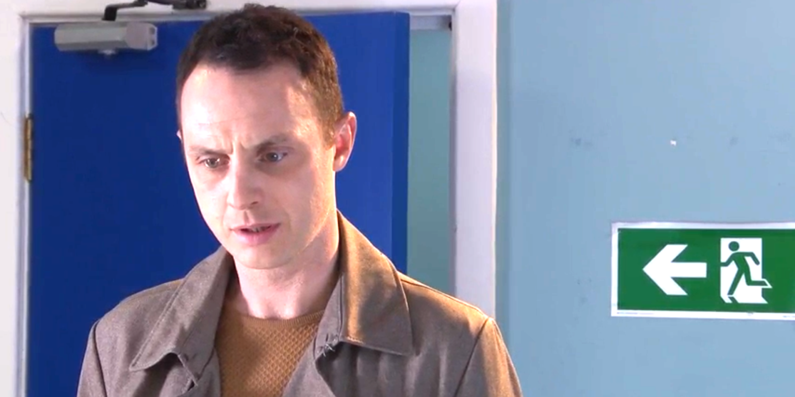 Hollyoaks fans are not happy with Harry for abandoning James