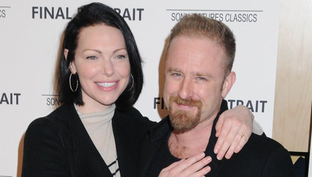Laura Prepon Marries Ben Foster — See Pic Of Her Gorgeous Wedding Gown
