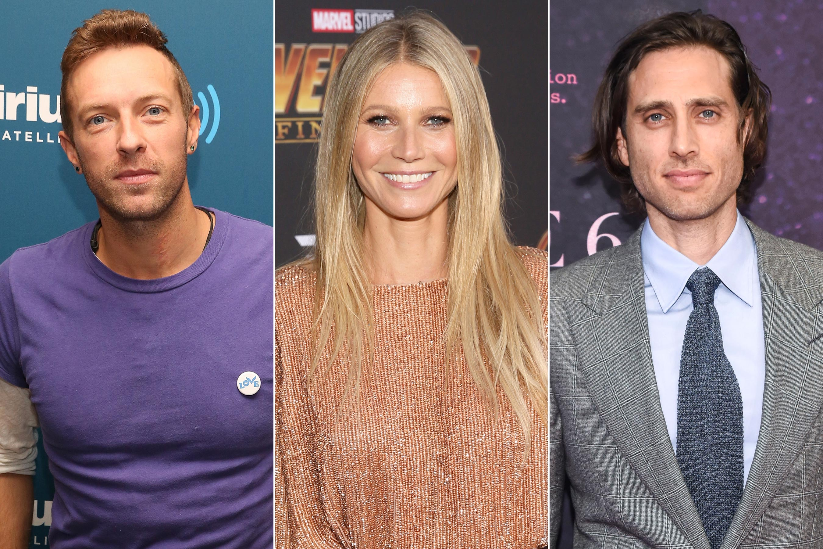 Gwyneth Paltrow Shares Sweet Father's Day Tributes for Ex Chris Martin and Fiancé Brad Falchuk