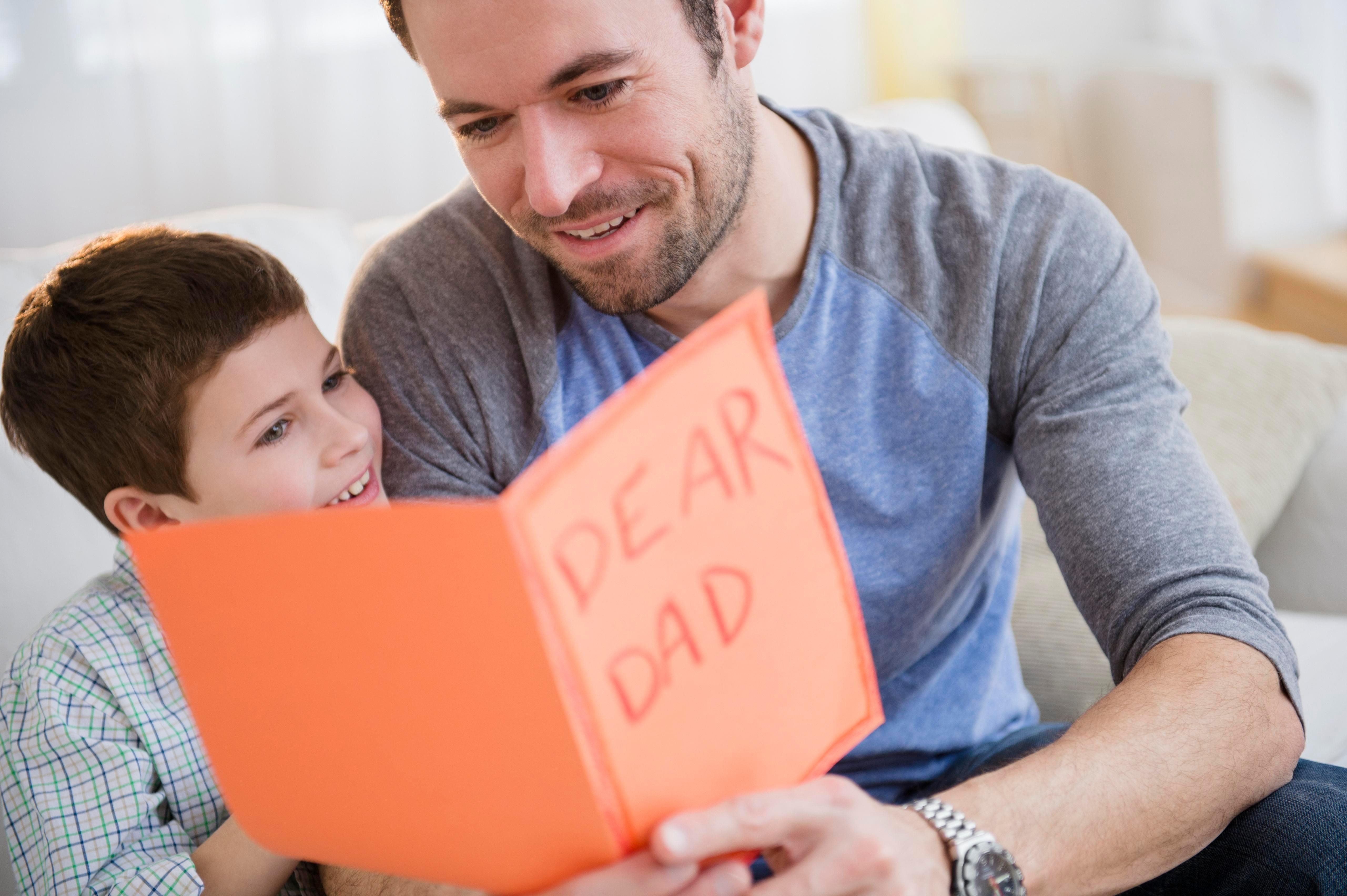 Father's Day card ideas – quotes, poems and what to write to your dad on June 17
