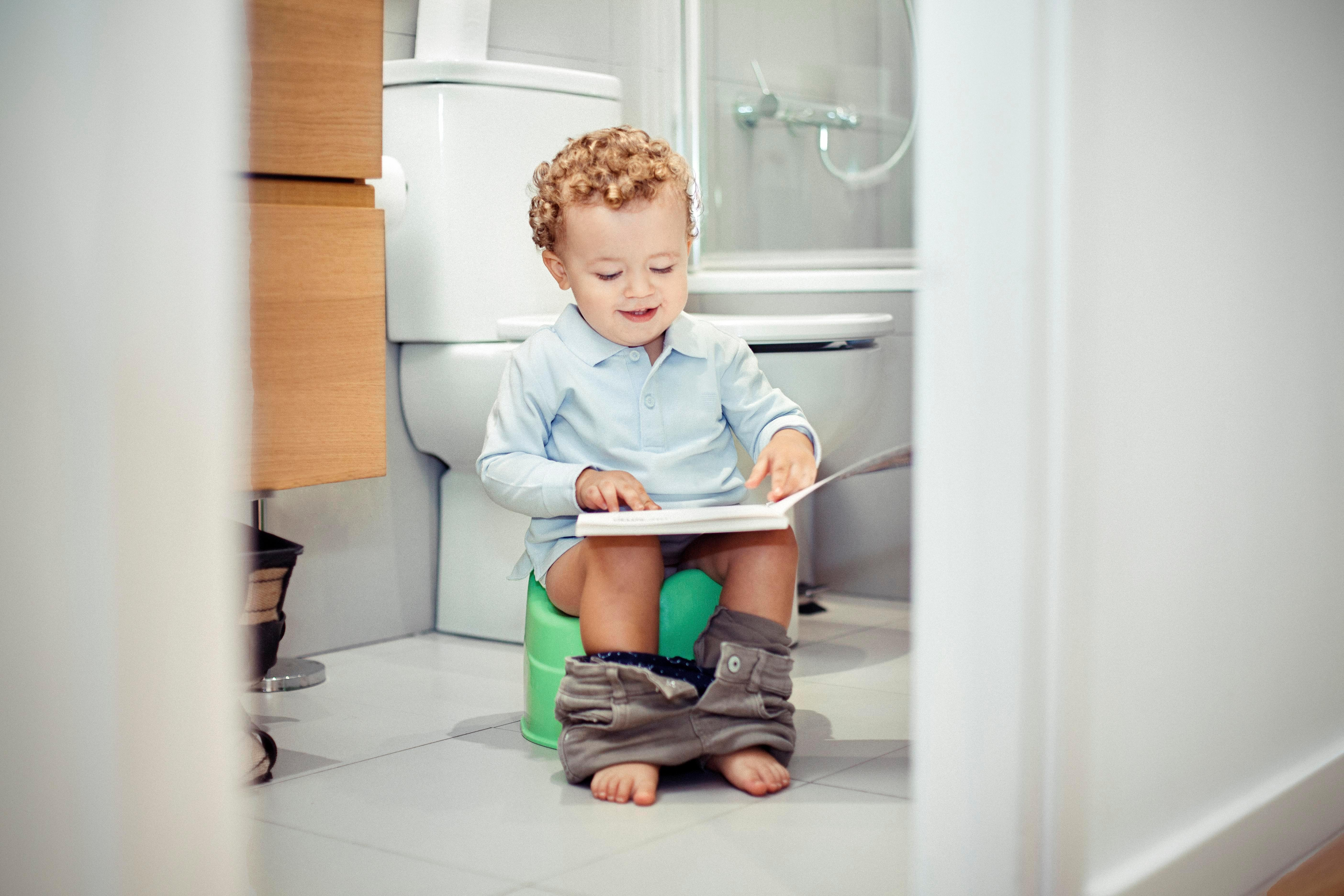 While Britain is in the midst of a toilet-training crisis we share our top tips on teaching your child to use the loo