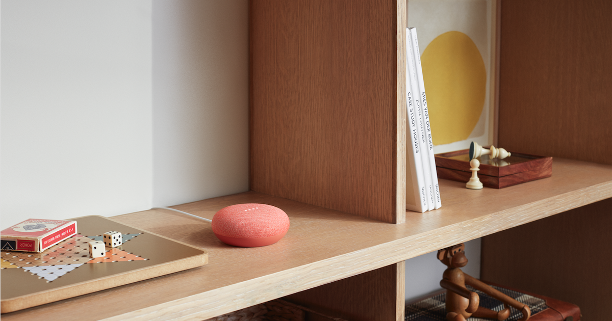 Google apologises for glitch that left smart speakers unable to answer questions