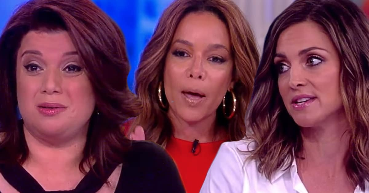 'The View' Locks Horns Over Samantha Bee's Ivanka Trump C-Bomb Compared to Roseanne's Racist Tweet